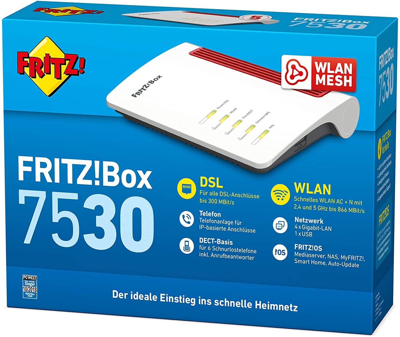 Vorgestellt Die FRITZBox 20 als Router im Detail